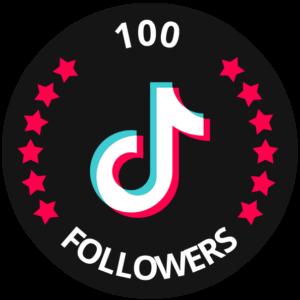 100-tiktok-followers