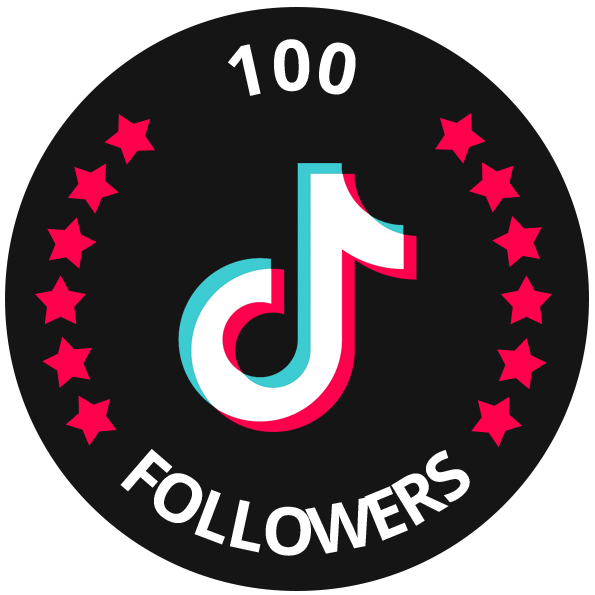 100-tiktok-followers