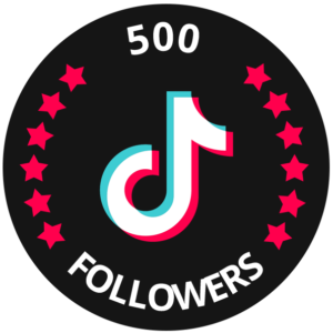 tiktok 500 followers